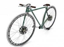XXXVI DG to rower zaprojektowany przez Paolo De Giusti. Waży 11 kg i... jeźdz...