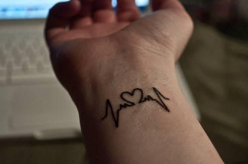 Bicie Serca Na Tatuaże 3 Zszywkapl