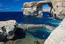 Azure Window- San Katald, Malta