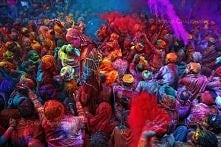 Holi, festival of colours ;)