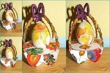 Koszyczek Wielkanocny zrobi...