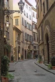 Via Lambertesca, Florence, ...