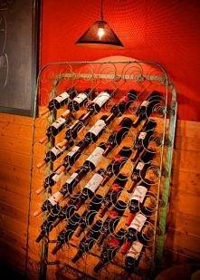 stojak na wino ;p