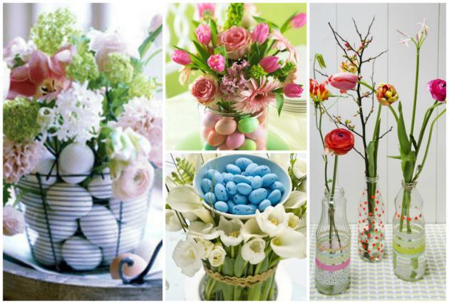 Wielkanocne Inspiracje Dekoracja Domu Na Wielkanoc