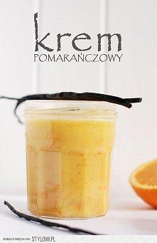 3 jajka 100 ml soku z pomarańczy 20 ml soku z cytryny 70 g bardzo miękkiego m...