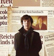 Sherlock Holmes - Benedict Cumberbatch