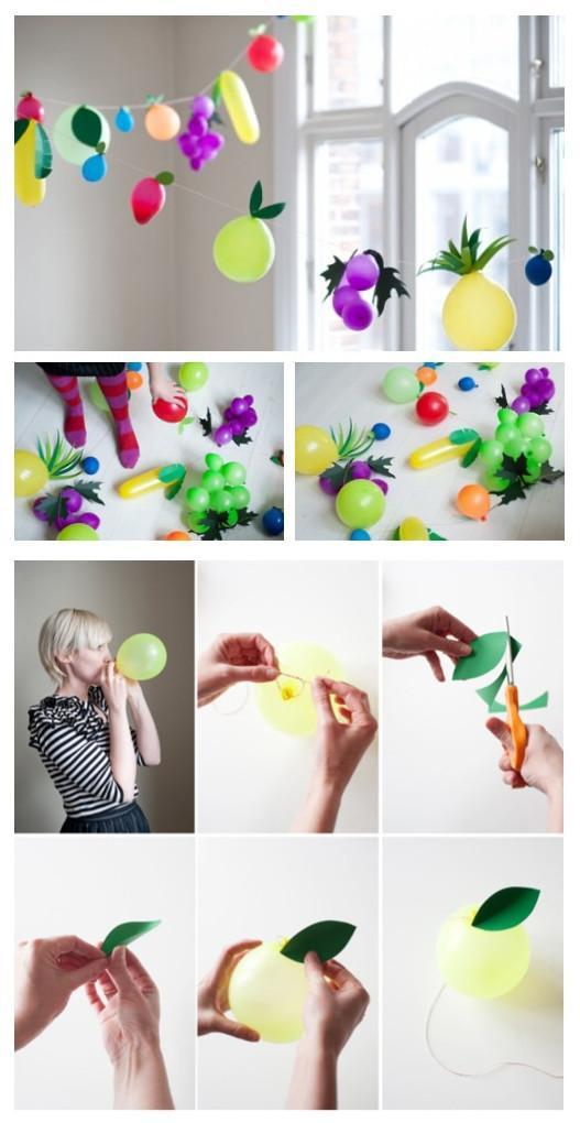 Urodzinowe Dekoracje Na Pomysły Dla Dzieci 3 Zszywkapl