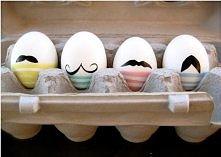 Jajeczka Moustache