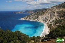 Grecja, Kefalonia, plaża My...