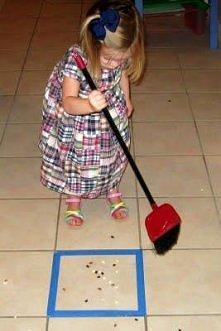 Wbrew pozorom wciągająca gra dla dzieci :)
