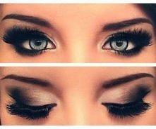 Piękne oczy .