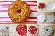 ciasto z truskawkami ;)