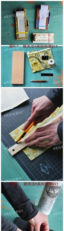 diy creative notepad