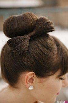 Piękna fryzurka .
