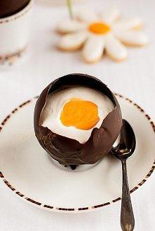 Jak zrobić czekoladowe jajka :)