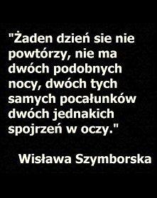 W. Szymborska ~