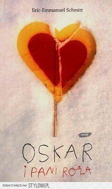 Oskar i Pani Róża:)