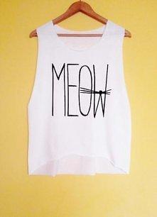 koszulka meow szczegóły i m...