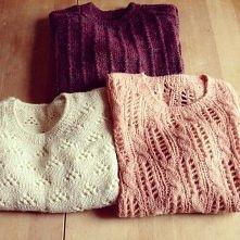 sweterki *-*