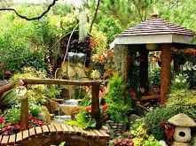 Ogród, Japoński Ogród, Japoński