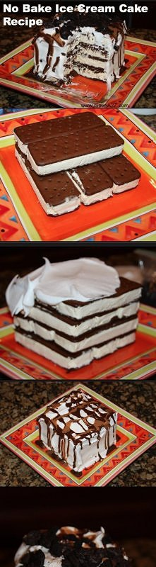 diy, diy projects, diy craft, handmade, diy no bake ice cream cake