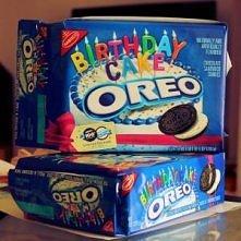 birthday cake oreo