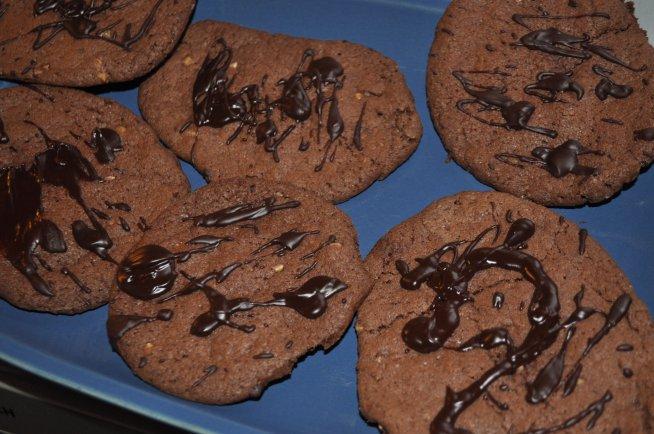 Cooki dla prawdziwych monsterów :D