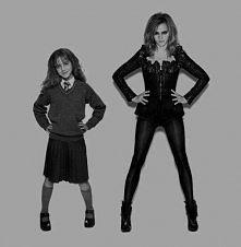 Emma Watson. Hermiona.
