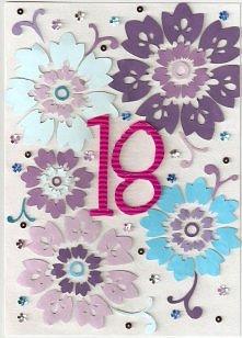 Kartki na urodziny Handmade