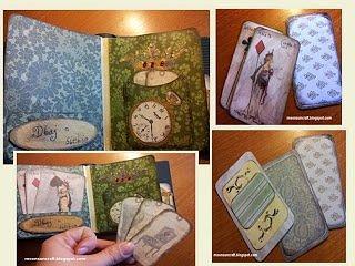 steampunk scrapbook