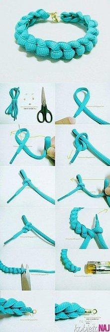 ze sznurka