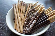 Paluszki z czekoladą, lubicie?
