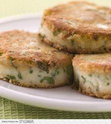 kotlety z ziemniaków i kapusty włoskiej  To danie to dobry sposób na wykorzys...
