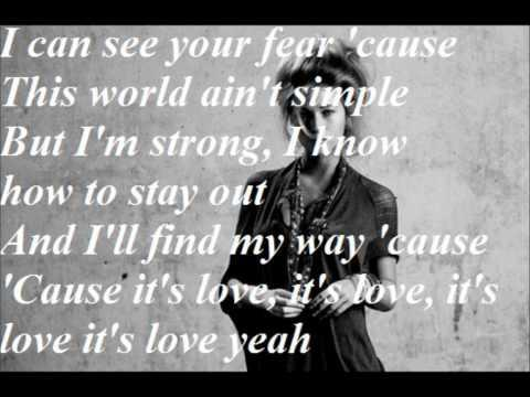 Selah Sue - This World (with lyrics!)