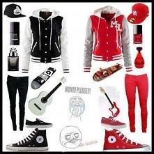 czarny czy czerwony zestaw ?