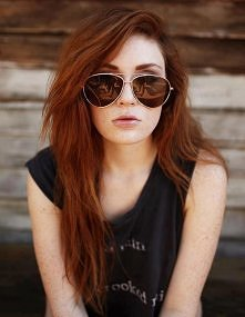 Cudowny kolor włosów