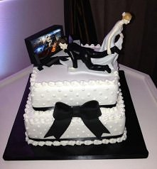 xD przykładowy tort ślubny