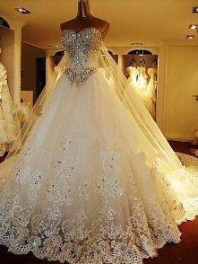 suknia ślubna. wow!