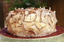 Tort kokosowy. Przepis po k...