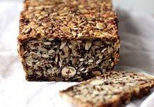 Domowy chleb (bez mąki) Jeś...
