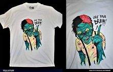 ZOMBIE! Koszulka Vile Stuff!