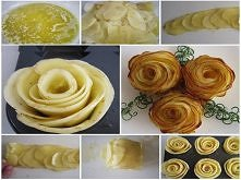 diy, diy projects, diy craft, handmade, diy ideas, diy potato roses