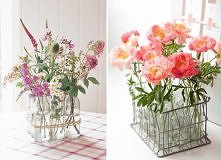 Kompozycja kwiatowa na stół...