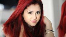 Świetny kolor *.* (Na zdjęciu Ariana Grande)