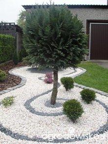prosty ogródek