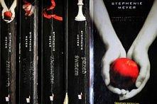 Saga Zmierzch Stephanie Meyer.