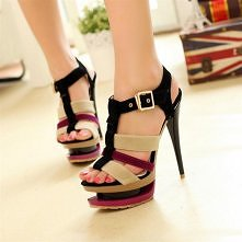 vogue high heels 2013