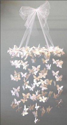 motylki, chcesz takie? :)