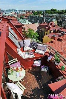 balkon:))