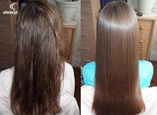 Kreatynowe prostowanie włos...